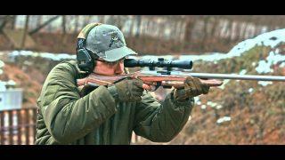 Тизер к статье про динамическую стрельбу из винтовок калибра .22 LR