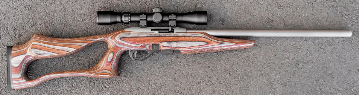Высокоточная (целевая) винтовка Remington 597 TVP — для охоты, высокоточной и динамической стрельбы