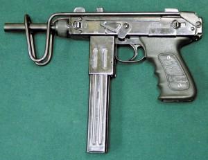 Укороченный К6-92 с цифровым номером, магазин на 25 патронов