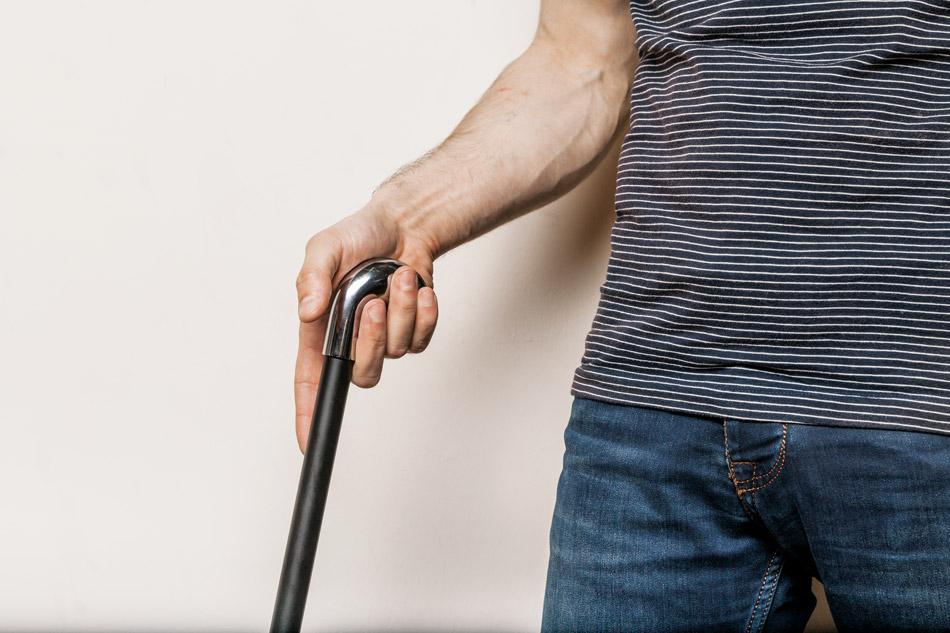 Рукоятка (набалдашник) типа «pistol grip» удобна в руке и элегантно выглядит
