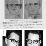Полицейская ориентировка на серийного убийцу «Зодиака» и фото Троя Хотона