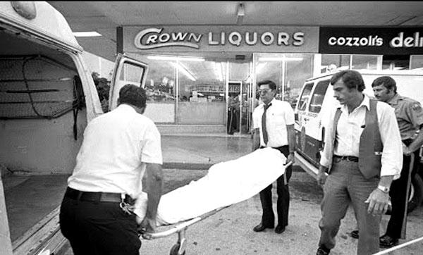 Торговый центр Dadeland, Майами, 11.07.1979 г.
