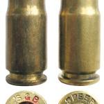 Патроны .357 SIG с оболочечной TFMJ и оболочечной с полостью в вершине JHP пулями