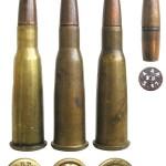 Патроны 8x50R Lebel с обыкновенными цельнометаллическими пулями Mle 1886D