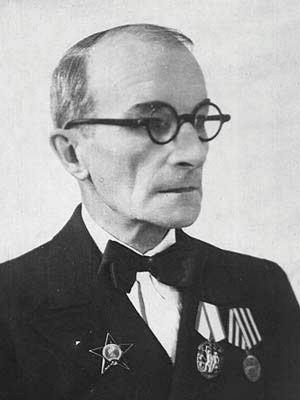 Сергей Александрович Коровин