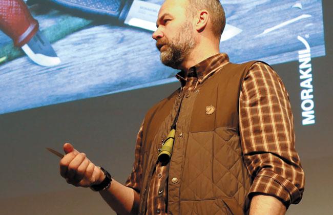 Йохан Скуллман — гуру выживания в дикой природе