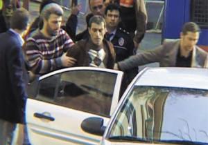 Задержанный Hasan ?ok?z и его оружие — клон «Осы» неизвестного происхождения