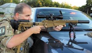 В США винтовки Surgeon состоят на вооружении отдельных подразделений полиции и других специальных агентств