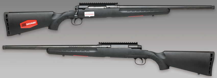 Savage Axis II Heavy Barrel — самая бюджетная винтовка, подходящая для высокоточной стрельбы. Но не в фабричном виде!