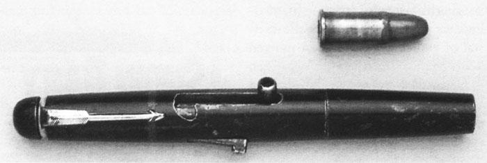 Стреляющая «ручка», Голландская Ост-Индия, война за независимость, (1948 г.)