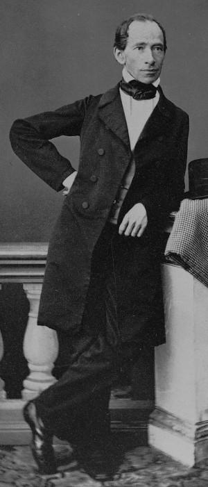 Карл Цайсс в 1850 г.