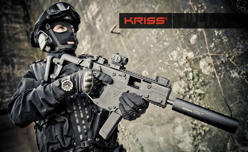 KRISS Vector SMG состоит на вооружении специальных подразделений ряда полицейских департаментов США, в том числе группы SWAT полицейского департамента города Бакай, штат Аризона. В 2015 г. KRISS Vector SMG принят на вооружение Национальной полицией Филиппин; продолжаются его испытания в спецподразделениях Саудовской Аравии, Таиланда, Индии, атакже в британской SAS