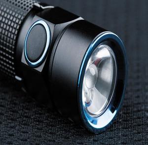 Оптическая система фонарей представлена TIR-линзами
