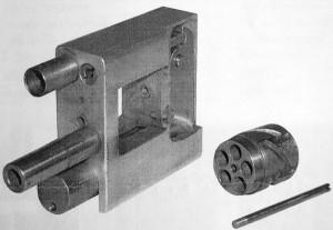 Устройство «севастопольского» револьвера