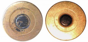 Варианты маркировки на 14,5-мм патронах БС-41