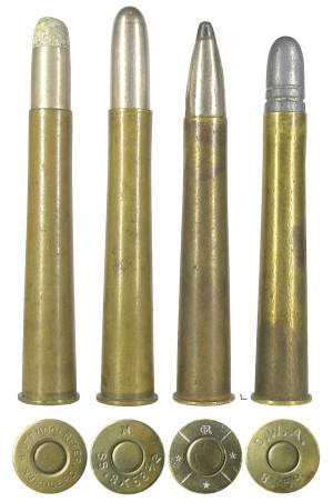 Варианты патронов 8х58R Sauer, изготовленные в Германии и Австро-Венгрии