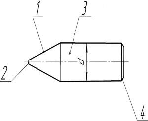 Схема сердечника компании «ТехКомплект» из патента РФ № 2502943