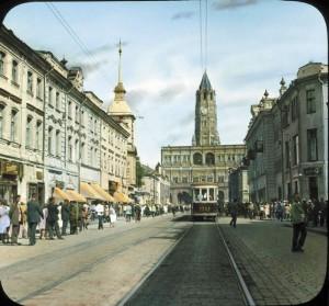 Москва, 1930-е
