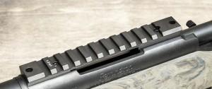 Для установки оптики винтовку Remington 700 необходимо дооснастить планкой Пикатинни