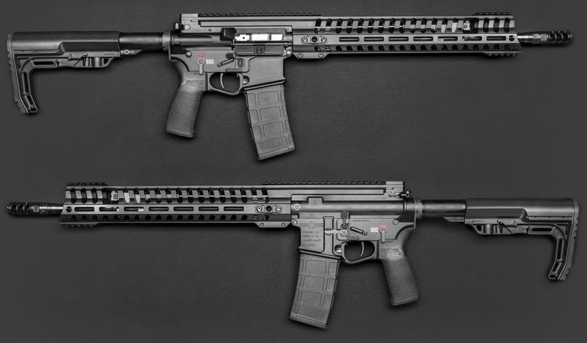 "Винтовка P415 Edge (калибр 5,56 mm NATO, длина ствола 16,5"", шаг нарезов 1:8"")"