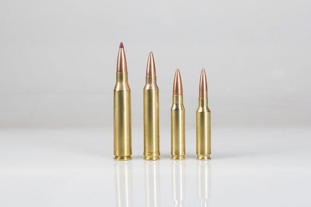 Патроны для стрельбы на большие дистанции