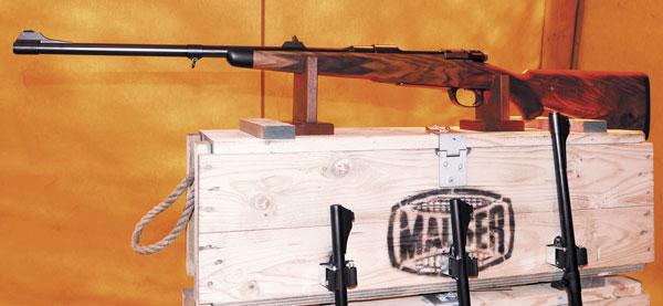 Новая серия Mauser M98 Standard