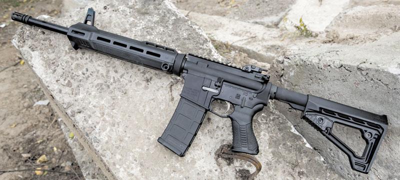 """Винтовка Savage Arms MSR-15 Patrol (патронник .223 Wylde, длина ствола 16,125"""", шаг нарезов 1:8"""", профиль нарезов 5R)"""