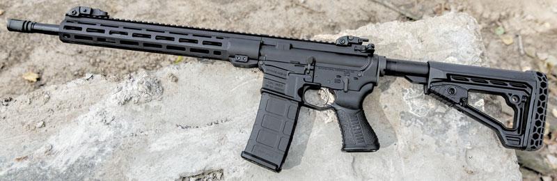 """Винтовка Savage Arms MSR-15 Recon (патронник .223 Wylde, длина ствола 16,125"""", шаг нарезов 1:8"""", профиль нарезов 5R)"""