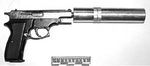 FEG B9R № 9207652 использовался Женчаком и Иванковым при разбойном нападении на семью Б. в г. Макеевка (июнь 2002 г.)