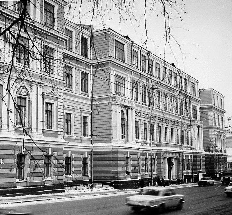 Московский институт химического машиностроения (1970-1980 гг.)
