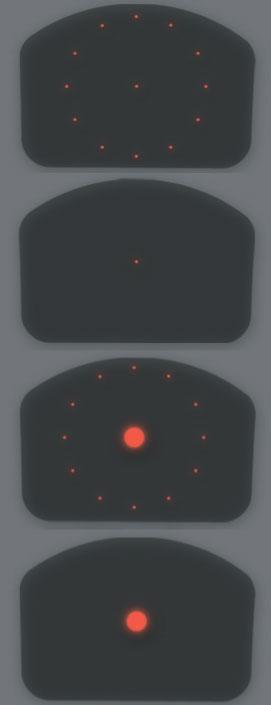 Вариант Center Dot
