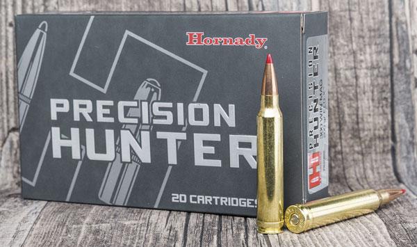 Использование на охоте патронов серии Hornady Precision Hunter с новой высокоэффективной пулей ELD-X предотвращает саму возможность невезения