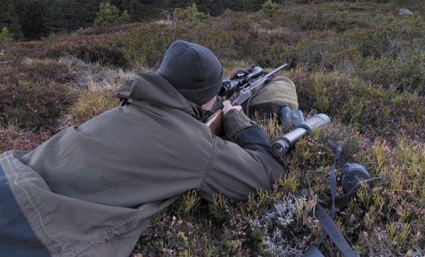 Несмотря на кажущуюся простоту стрельбы на охоте, успех здесь зачастую определяется одним выстрелом— момента для которого иногда приходится очень долго ждать