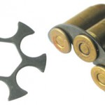 Образцы обойм для заряжания револьверов патронами .45 АСР
