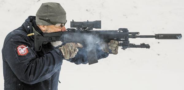 Тюнинг оружия должен быть функциональным