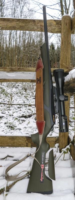 Conquest V6 2-12x50 отлично подходит для лесных охот
