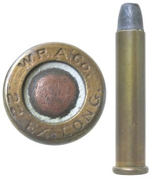 Американский патрон .22 Extra Long