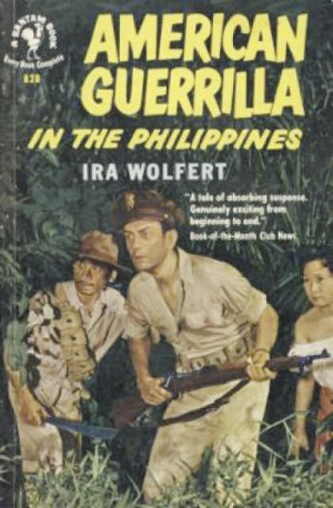 Обложка книги «Американские партизаны на Филиппинах»