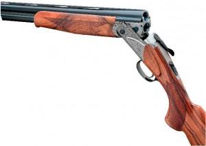 Итальянская ружье узнаешь сразу и не спутаешь ни с каким другим