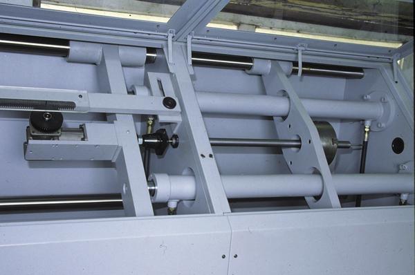 Станок для нарезки стволов методом дорнирования и его основной инструмент— дорн