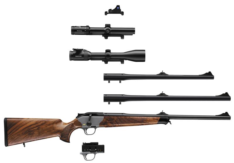 «Проблема» R8 — вместо новой винтовки достаточно купить новый ствол