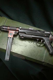 Automatic M.P. 38