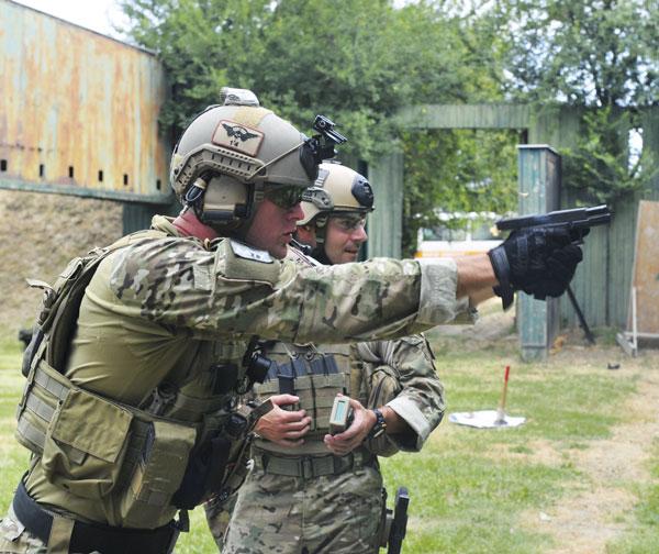 Рейнжеры Армии США приняли на вооружение Glock 19