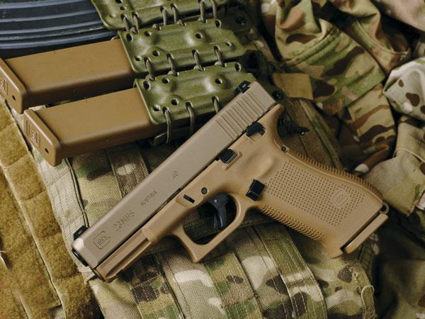 Glock 23 MHS калибра .40 S&W