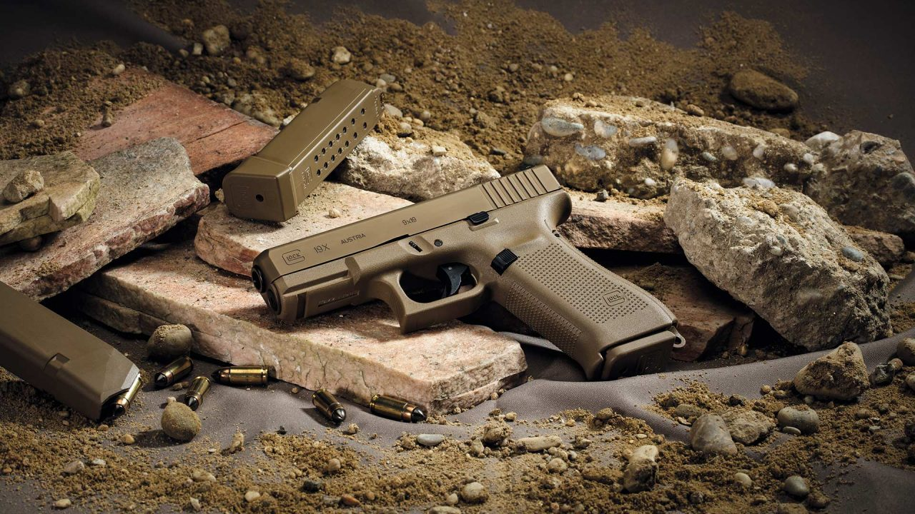Glock 19Х: «кроссовер»