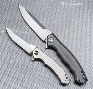 Zero Tolerance 0450 и 0452: разница в размерах очевидна