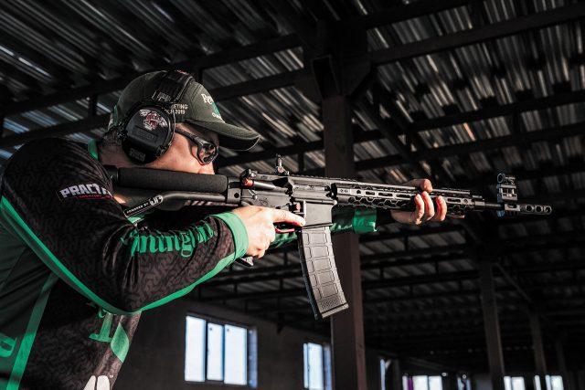 Карабин DPMS 3G1 готов для практической стрельбы