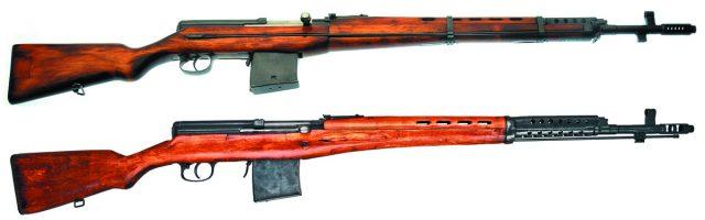 СВТ-38 та СВТ-40