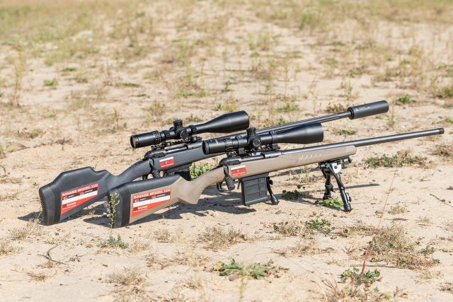 Savage 110 Tactical