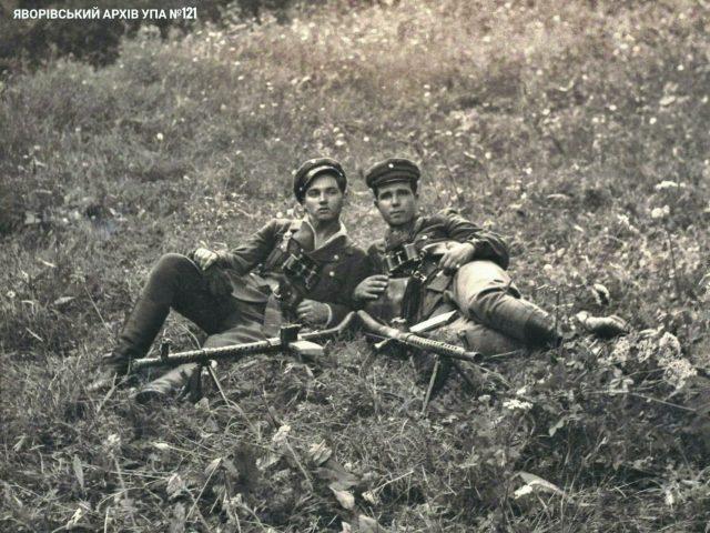 Вояки УПА ІваноФранківської області